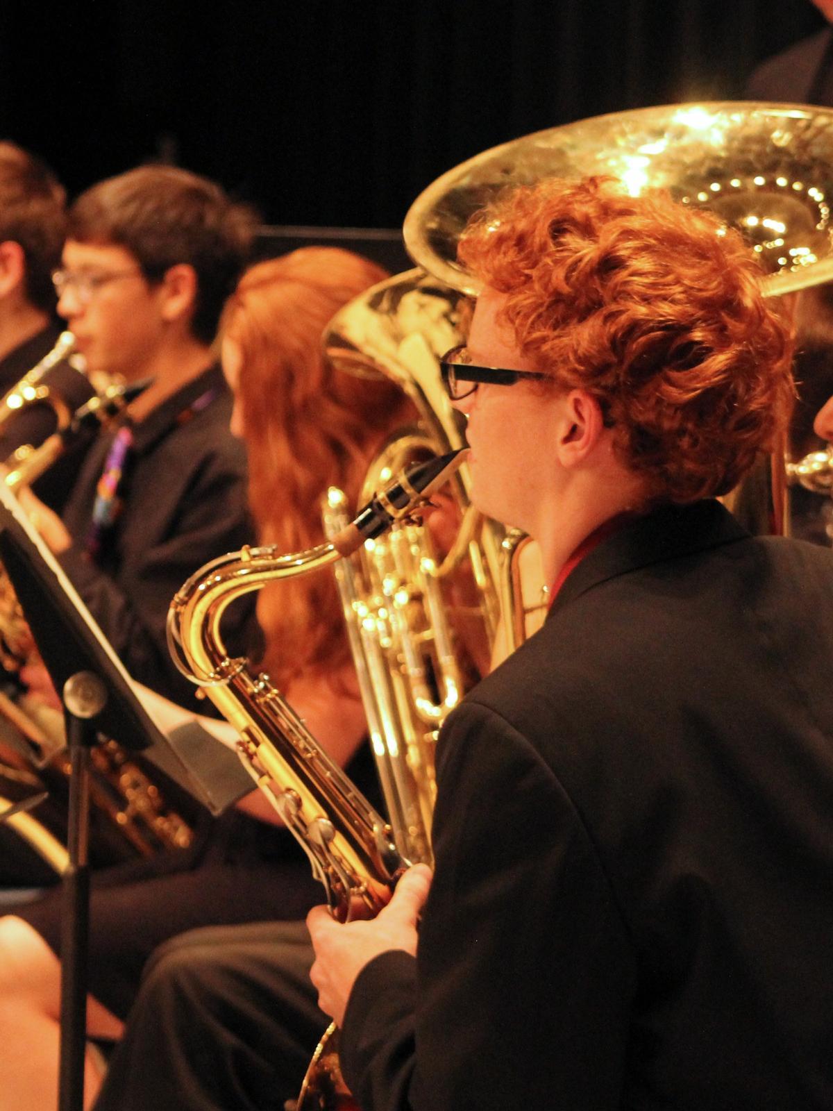 Notre Dame Band Concert