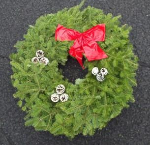 Faith Boosters Wreath Sale