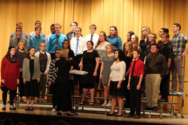 NDMS Choir