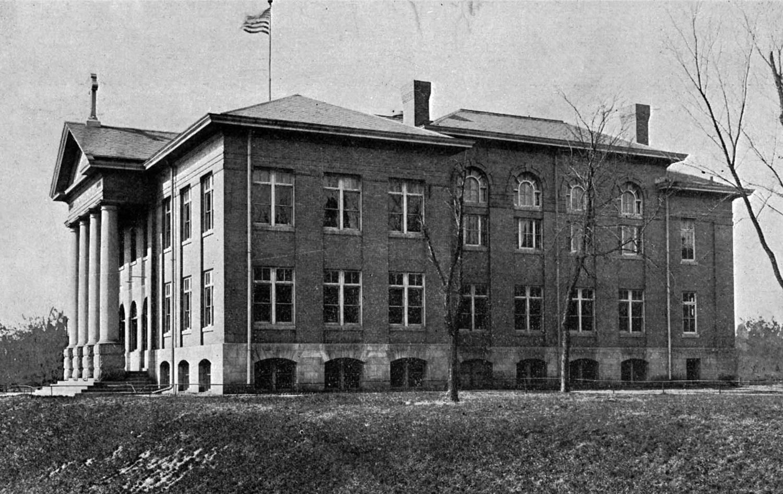 McDonell Memorial 1907