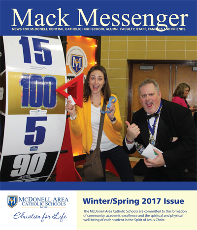 Mack Messenger Winter Spring Issue