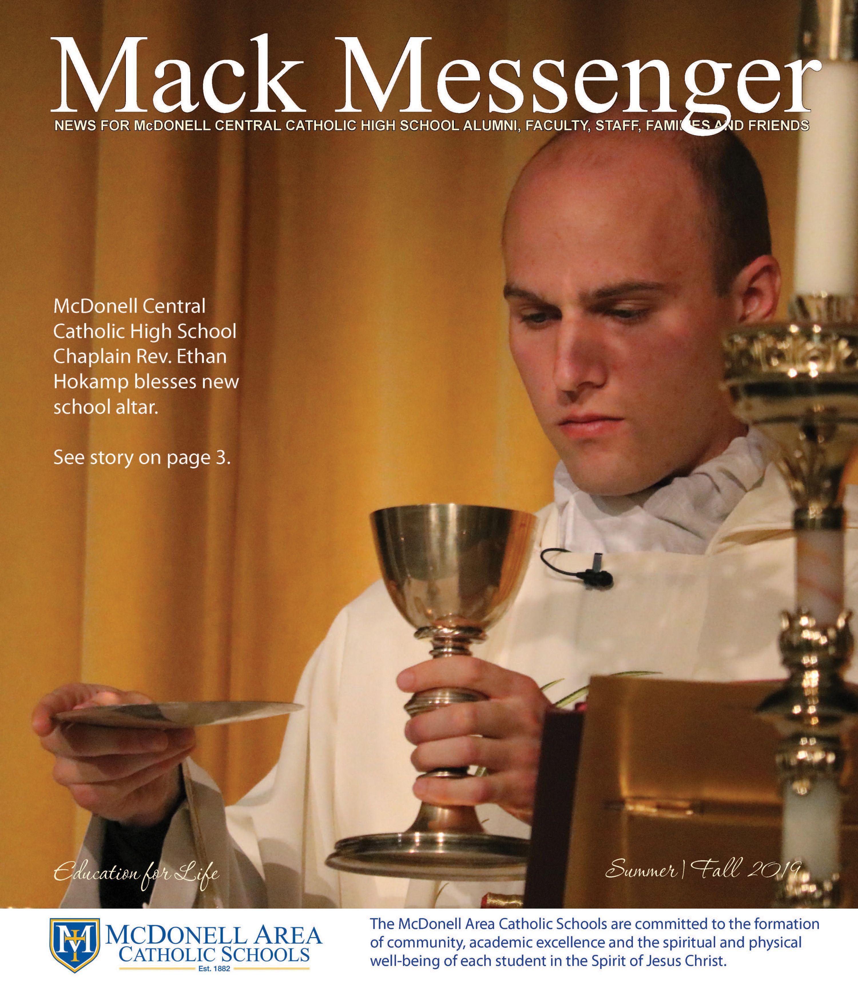 Mack Messenger summer fall issue