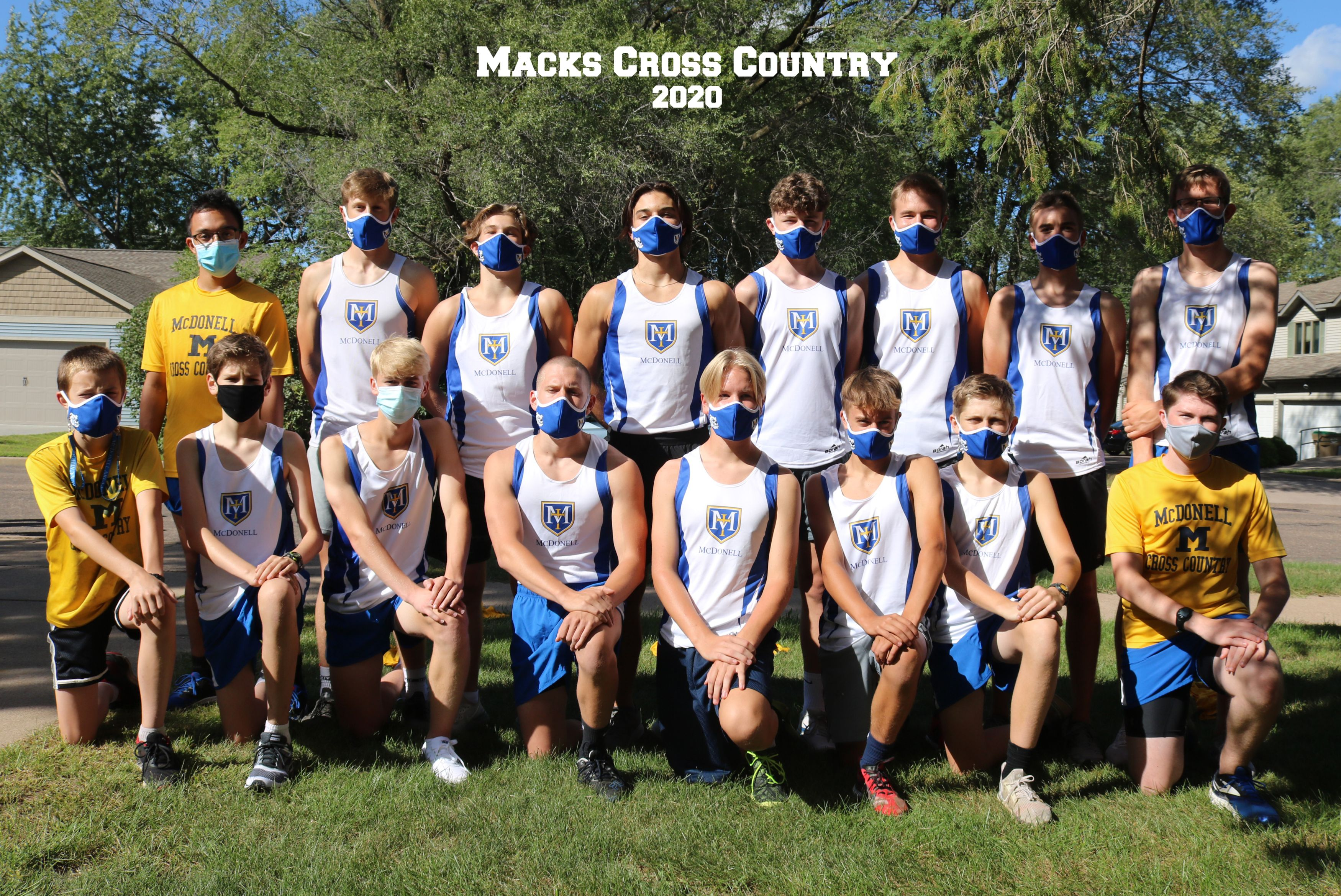 McD boys cross country