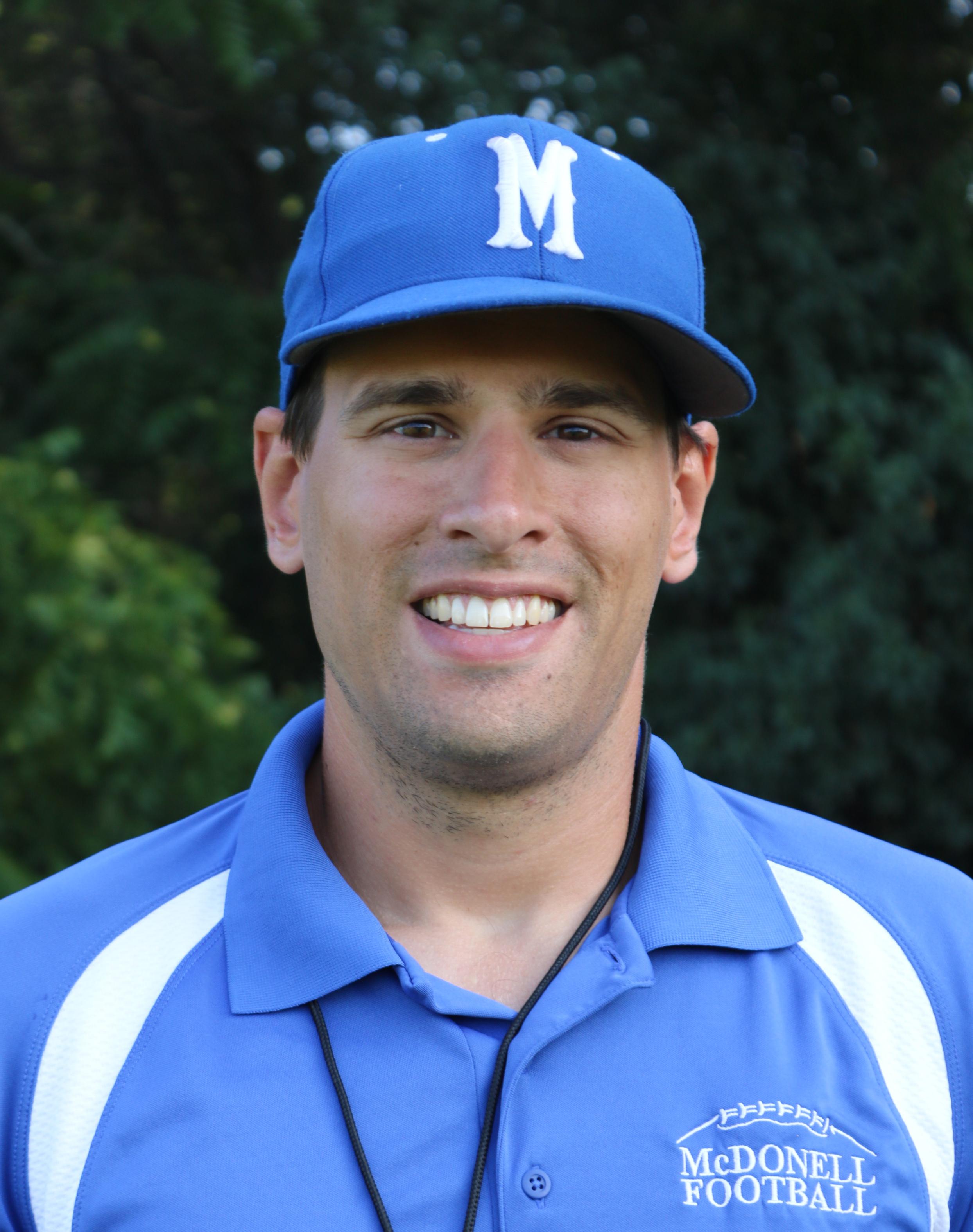 Coach Jason Cox
