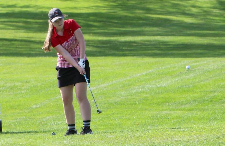 McDonell Senior Golf