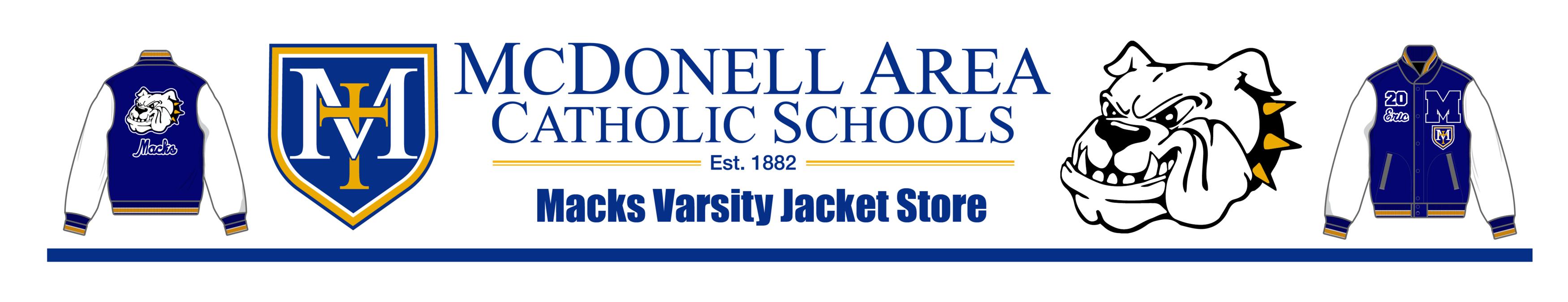 McDonell Letter Jacket