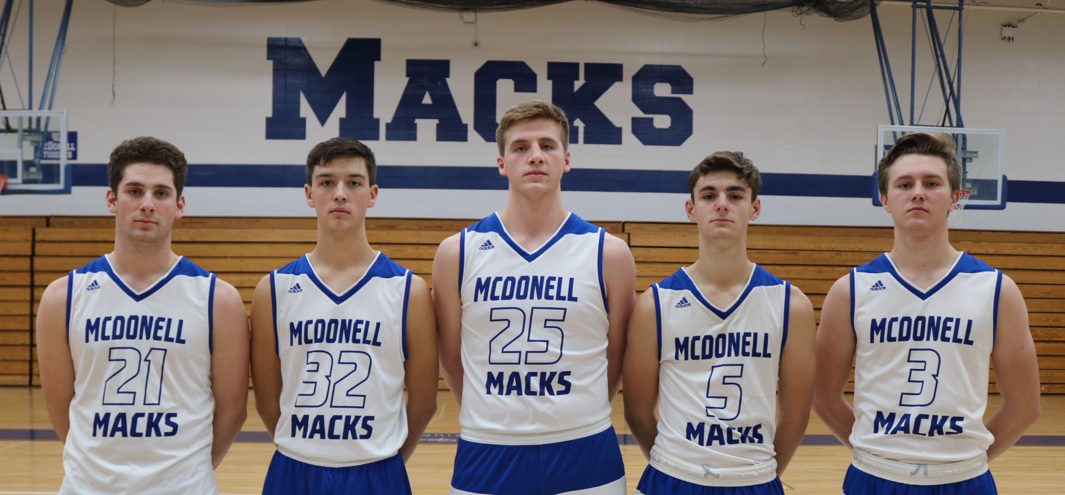 McDonell Central Catholic Senior Leadership