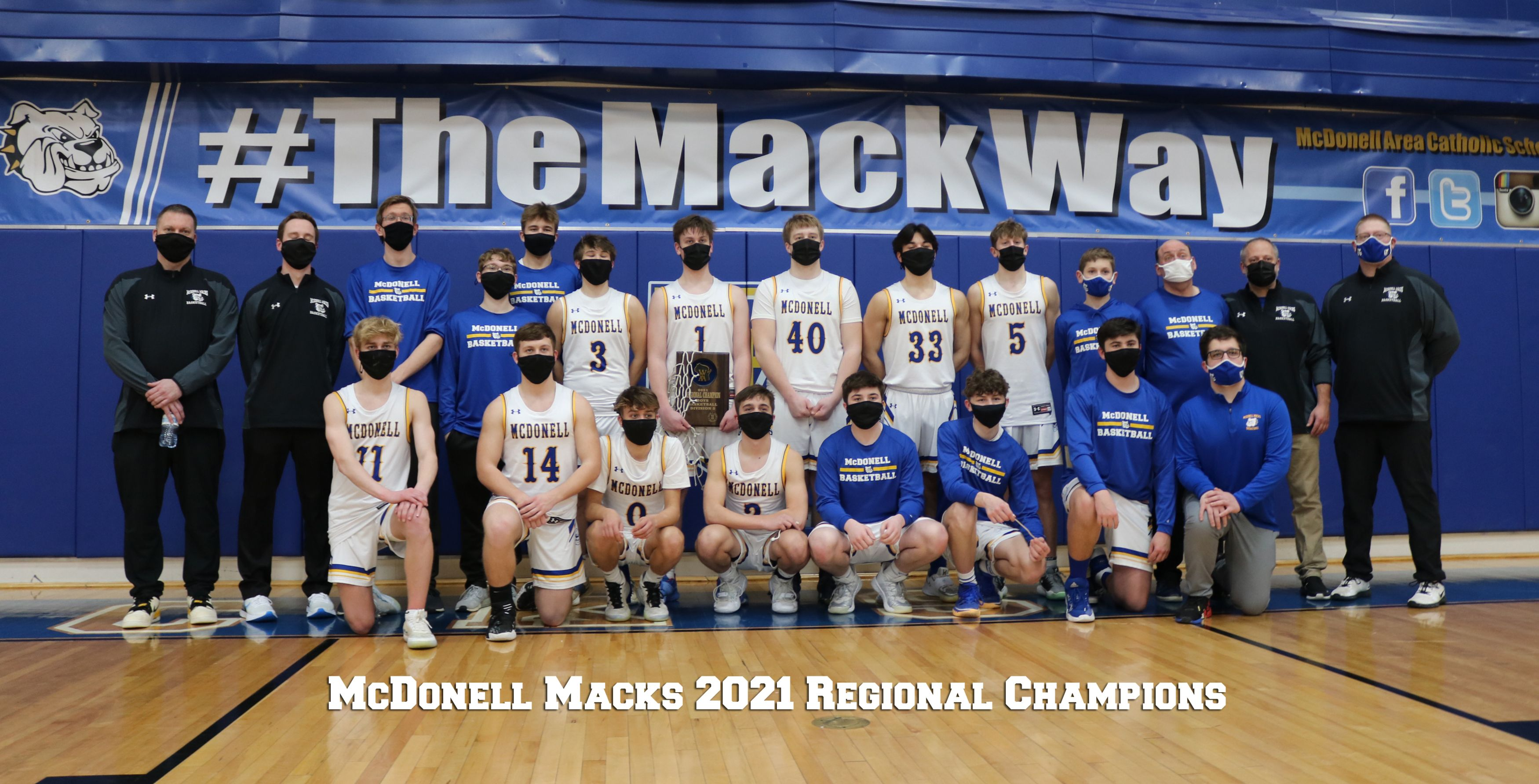 Macks Regional Champions