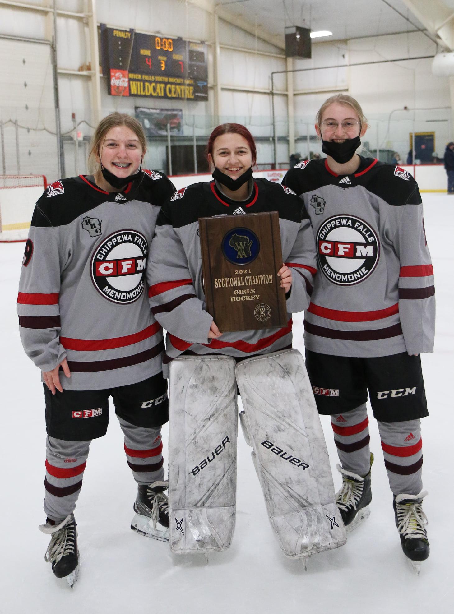 McDonell Girls Hockey