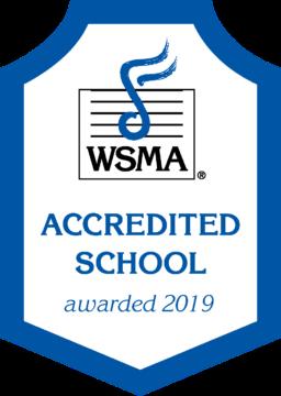 WSMA accredited