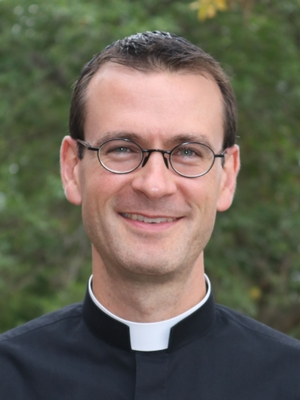 Father Jesse Burish