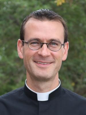 Father Jesse Burish